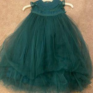 Girls trish scully holiday dress sz 5